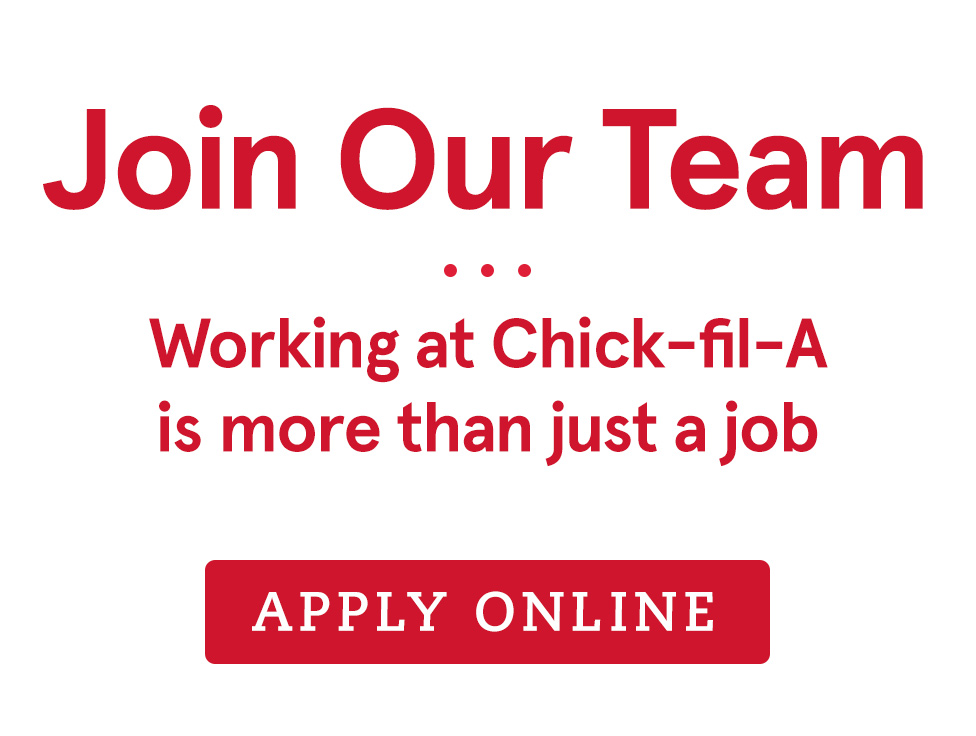 Chick Fil A Operator Website Home Page
